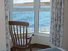 Front Twin Bed View Sennen